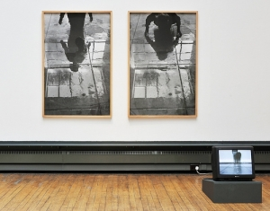'Bañada en Lágrimas #14 & #15,' Helena Almeida, (2009). 'Live Your Questions Now', GSA, Glasgow (2011)