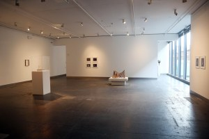 'Caesura', installation view, Reid Gallery, The Glasgow school of Art (2014). Photo: Janet Wilson.