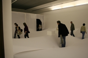 'Counter Logic', (2009), Cooper Gallery, DJCAD, University of Dundee, UK