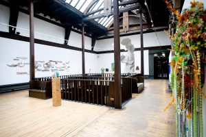 A Conspiracy of Detail, The Mackintosh Museum, Glasgow School of Art. Photo: Janet Wilson