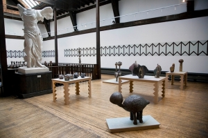 'The Erratics', Lotte Glob. With Nick Evans and Ruth Barker, Mackintosh Museum, GSA (2011)