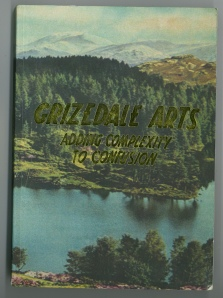 Grizedale book cover