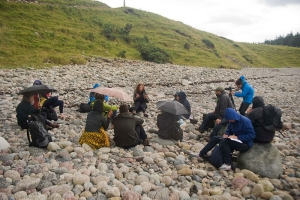 'Convocation' Residency, Isle of Raasay, Scotland