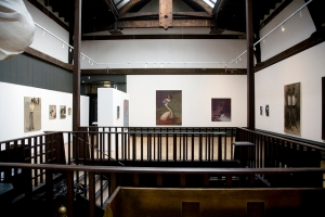 'To Have a Voice', Mackintosh Museum, GSA (2012) Photo: Janet Wilson