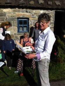 Jo Roberts, 'Field Studies' visit, Skerray, Sutherland (2010)