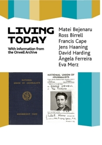 Invitation, 'Living Today', GSA Design: Sarah Tripp