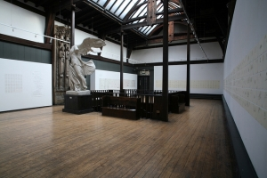 'Anticipating the Future', Mariusz Tarkawian, Mackintosh Museum, The Glasgow School of art Photo: Janet Wilson