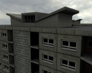 'We Fashioned The City On Stolen Memories' (2005) Will Duke. Screen shot