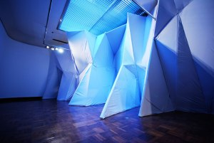 'Straylight Cavern', Cell Project Space (Milika Muritu) at Cooper Gallery, DJCAD, Dundee, UK (2008)