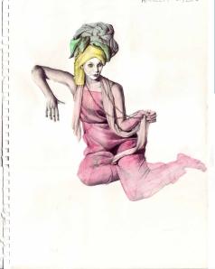 'Vampiros (Hareem Series)', Kirsty Whiten (2007)
