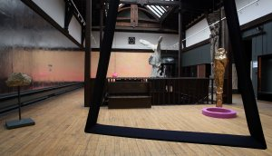 'This Song Belongs to Those who Sing It', Michael Stumpf, Mackintosh Museum, GSA. Photo: Janet Wilson