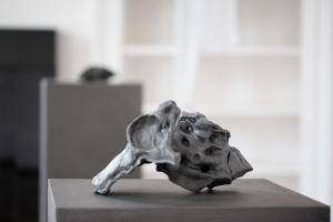 'Inverted Acetabulum' (2014) Ruth Switalski. Image courtesy 1 Royal Terrace