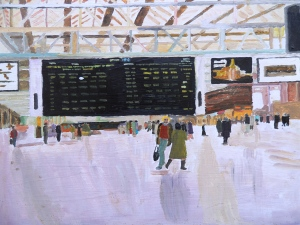 'Central Station' (2015), Finlay Mackintosh