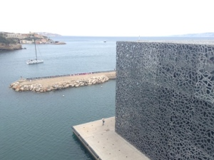 MuCEM Marseille Photo: Jenny Brownrigg
