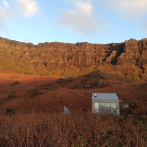 Sweeney's Bothy, Isle of Eigg, The Bothy Project Photo: Jenny Brownrigg (2016)