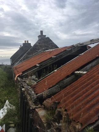 'Sodom, Whalsay, Shetland', (2019), Jenny Brownrigg