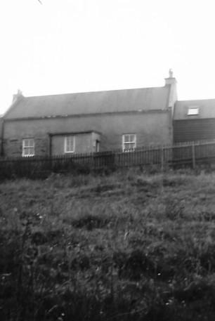 'Sodom, Whalsay, Shetland', (2019), Jenny Brownrigg. Box Brownie, T-Max 400